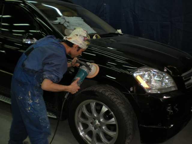 Кузовной ремонт в Орле